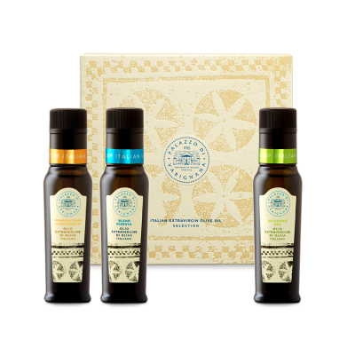 Trio of Olive Oils